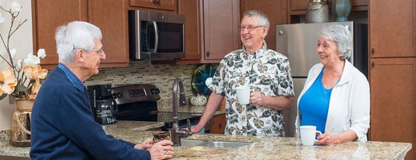 otterbein independent living residents have plenty of social opportunities