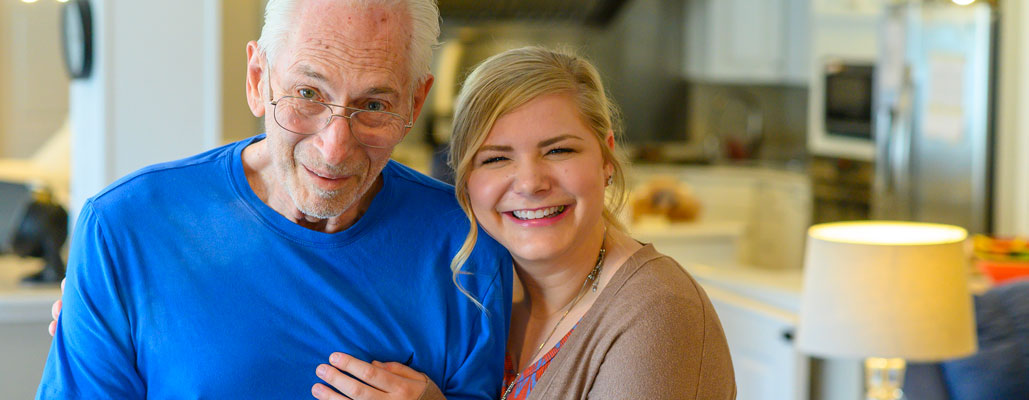 finding care for my senior loved one