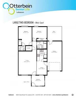 IL Large Two-Bedroom